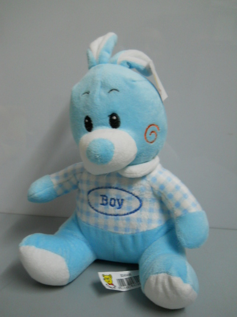 Peluches H 34 Boys & Girls in 6 Modelli