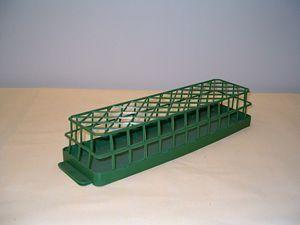 Gabbietta portaspugna cm. 40 x 10 H 8  senza spugna in plastica - Sconti per Fioristi e Aziende