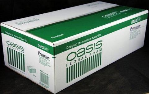 Spugna Oasis x 35 Premium e Standard - Sconti per Fioristi e Aziende
