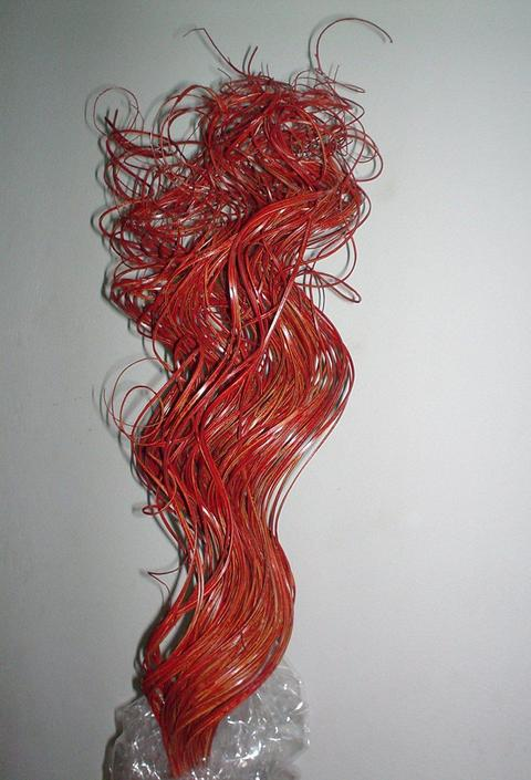 Ting ting spiral  rosso