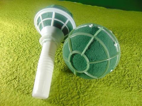 Microfono con spugna  Oasis Regolabile H 7 - confezione 10 pezzi