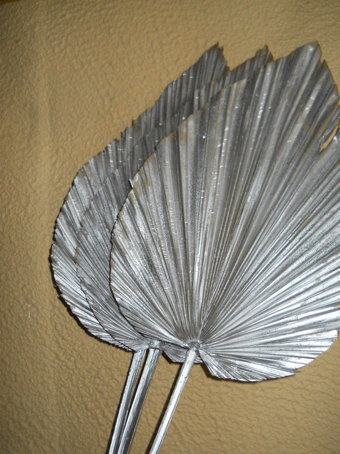 Palma Dry Extra x 3  Con glitter Argento