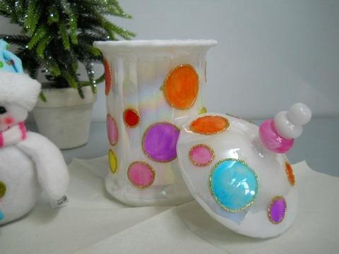 Barattolo  Sweet Candy in vetro  H 21 - Sconti per Fioristi e Aziende