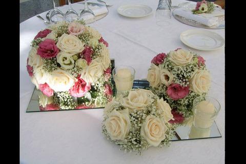 Specchi quadrati molati per matrimonio - Sconti per Fioristi e Aziende