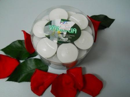 Tea lights x 42  profumi diversi