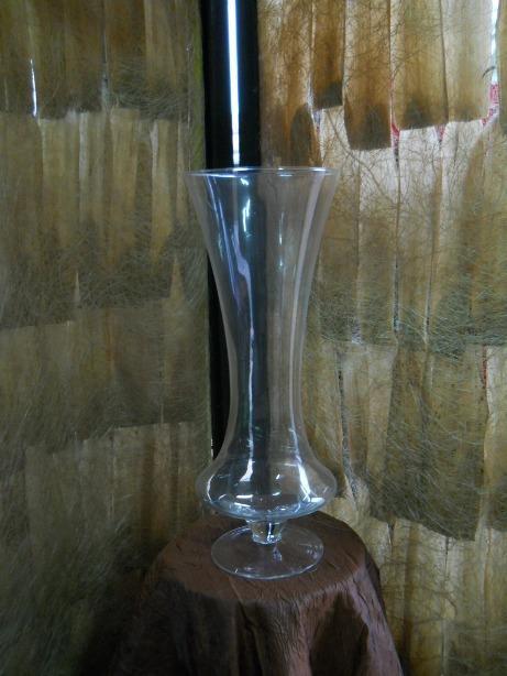 Coppa in vetro H 47 -  Mod. Impero - Sconti per Fioristi e Aziende