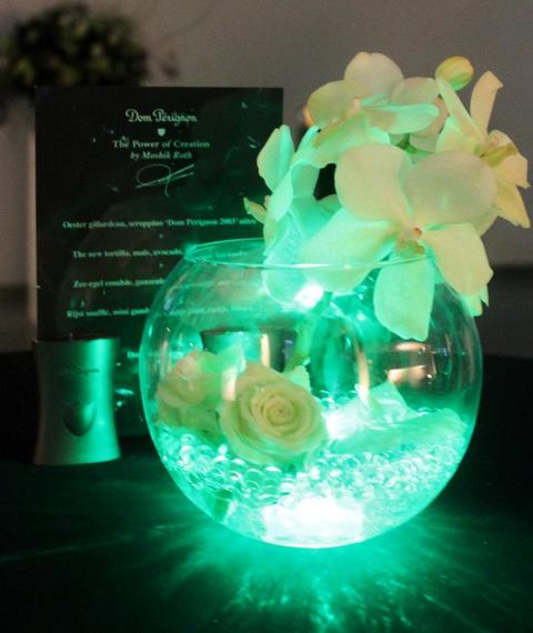 Led Lights waterproof color Tiffany