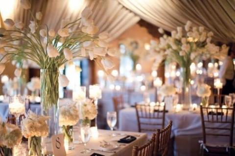 Cono in vetro H 70 dm 18 Classico - Sconti per Fioristi e Aziende e Wedding