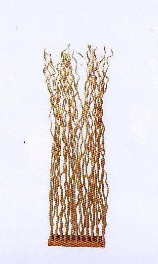 Dragon willow cm. 135x40x12