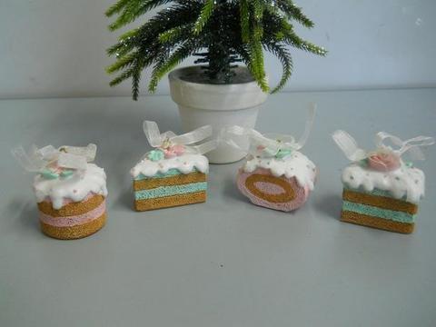 Dolcini Sweet Candy in resina conf. 4 assortiti - Sconti per Fioristi e Aziende