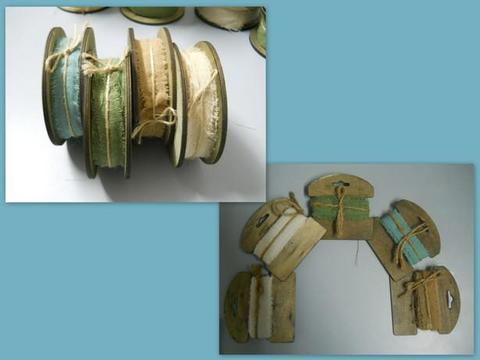 Nastro di Lino mm. 20  in 2 modelli