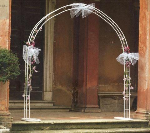 Arco arrotondato per matrimonio H 250