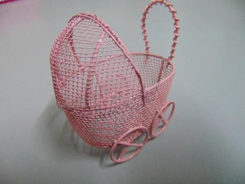 Culletta metal rosa