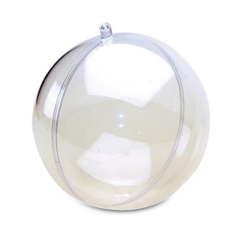 Sfera plexiglass Ø 18 cm.  singola