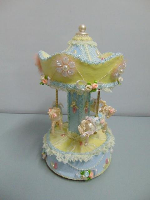 Giostrina Carillon celeste