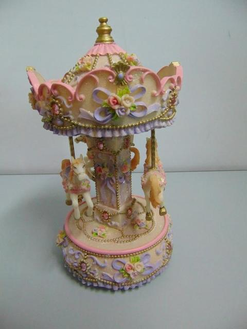 Giostrina Carillon  Rosa