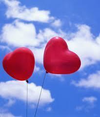 Palloncino Cuore Rosso confezione da 12 Articolo per S. Valentino - Sconti per Fioristi e Aziende