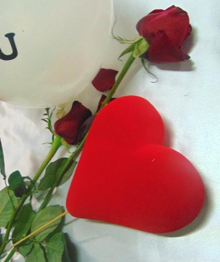 Cuore Red Velvet Steccato