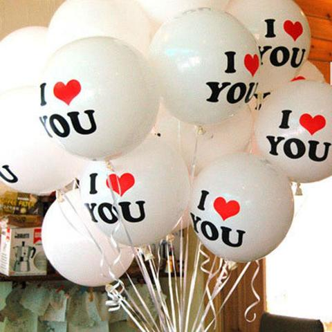 Palloncini x 100 I Love You