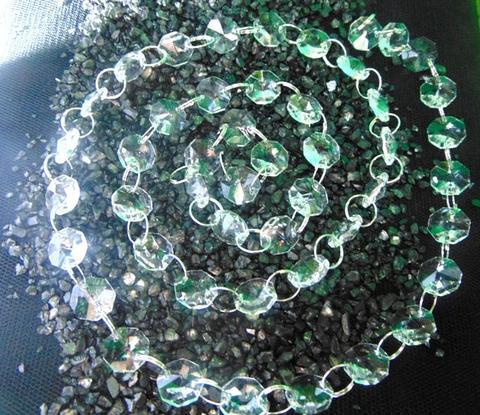 Collana di cristallo in 3 misure