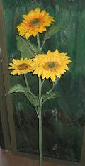 Girasole x 3 Large Stem h 150