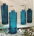 Lampade ad olio  in Vetro  2 Modelli