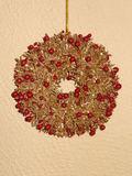 Coroncina Berry Wreath Oro cm. 18 - Sconti per Fioristi e Aziende