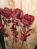 Rosa Media Shiny  Ruby - Sconti per Fioristi e Aziende
