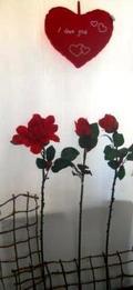 Rose e Boccioli Giganti in Micropeach per fioristi e wedding