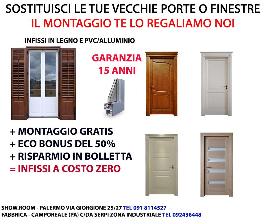 FALEGNAMERIA VACCARO GIOVANNI Fabbrica Produzione Porte Portoni ...