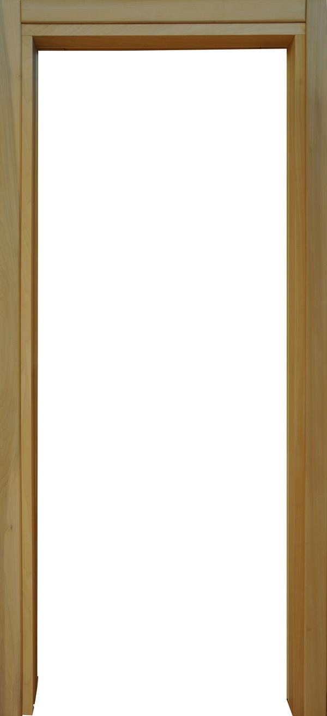 Telaio per porta modello t008 modello base camporeale for Telaio porta