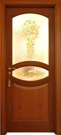 Porta in massello Art. 130C/VSC