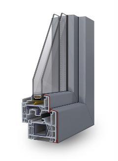 Pvc/Alluminio Korus LumenK