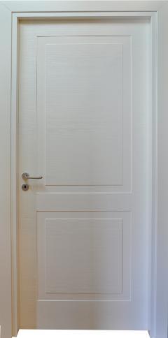 Porta pantografata Frassino orizzontale  Art. 111