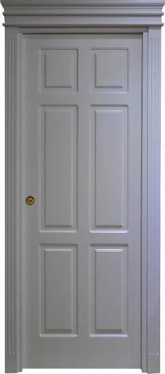 Porta pantografata Art. 6R