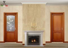 Porta in massello  Art. 114