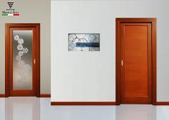 Porta in massello Art. 119
