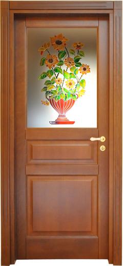 Porta in massello Art. 127V/S