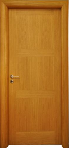 porta tamburata  3 R liscia