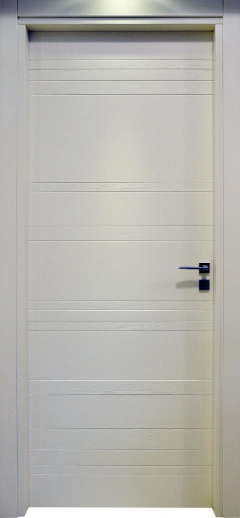 Porta tamburata  Modello 9S Frassino