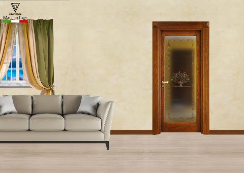 Porta in massello Art. 119V