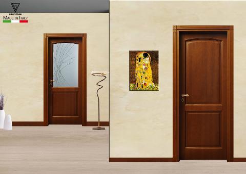 Porta in massello  Art. 110