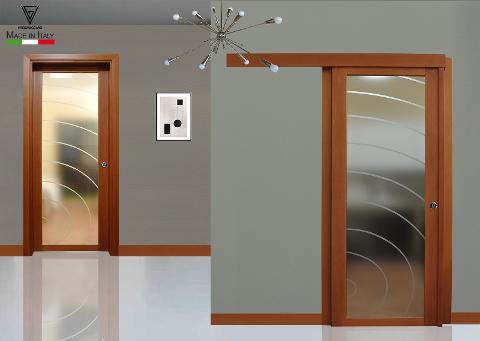 Porta in massello Art. 119R V