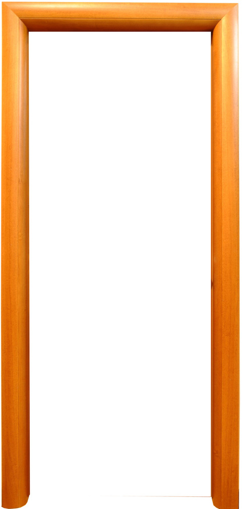 Telaio per porta su misura  Modello T004