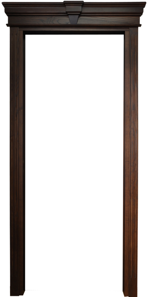 Telaio per porta su misura  Modello T015