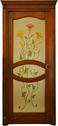 Porta in massello Art.  130 A V/SCI
