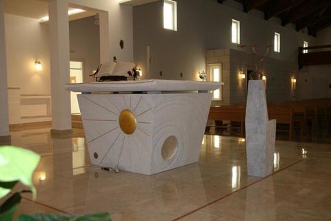 Altari in marmo
