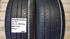 PNEUMATICI USATI YOKOHAMA GEOLANDAR SUV M+S 235 60 18 107 V XL GOMME ESTIVE Yohohama GEOLANDAR SUV M+S