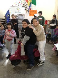Corso di sicurezza stradale per bambini