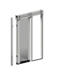 zanzariera per porta senza barriera zanzar jolly